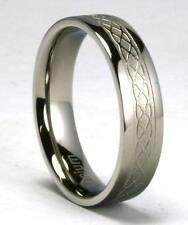 Modeschmuck-Ringe im Verlobung-Stil aus Titan