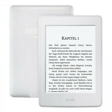 Kindle Paperwhite WLAN eReader eBook Reader integrierte Beleuchtung, Weiß