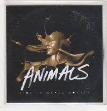 (GD38) Kids In Glass Houses, Animals - 2011 DJ CD