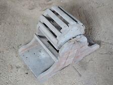 Ancien objet roue manivelle bois ancien outil art populaire outils anciens