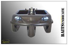 Carpmadness CARP MADNESS PHANTOM Futterboot 2,4 GHz komplettes Set als Bausatz