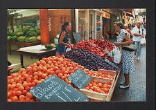 CANNES (06) MARCHANDE de FRUITS au Marché en 1997
