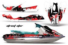Sea-Doo Bombardier GTS Racing Jet Ski Graphic Kit Wrap Jetski Parts 92-97 STAR R