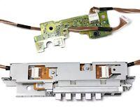 Front Panel Switches and IR Boards for Panasonic TH-42PX70BA - TNPA4283 TNPA4137