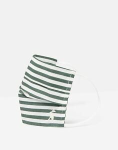 Joules Womens Non Medical Face Covering - Bee Stripe - One Size