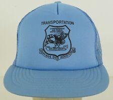 Confederate Air Force Houston Transportation Trucker Baseball Hat Cap snapback