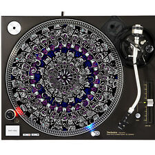 Portable Products Dj Turntable Slipmat 12 inch - Starry Wind