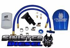 Sinister Diesel Coolant Filtration System Filter Kit 03-07 Ford Powerstroke 6.0L