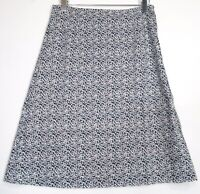 New Mistral Reversible Spot print Skirt Size 8 - 16