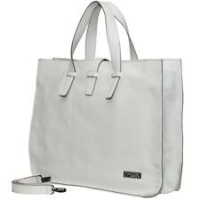 Withe  High Quality Coldam London Tote Italian Leather Hand bag NEW