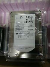 4x Seagate Cheetah 15K.5 ST3146855LC 146GB 15K RPM 80-Pin SCSI Hard Drives - NEW