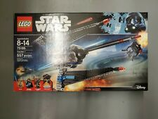 New LEGO Star Wars 75185 Tracker 1 NIB NISB Sealed Rare New Retired