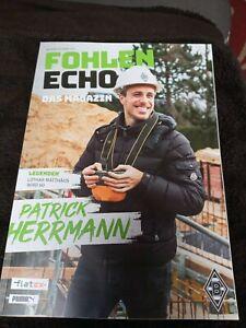 Fohlenecho Borussia Mgladbach, Das Mitgliedermagazin, März 2021