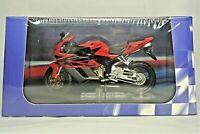 MINT BNIB Atlas Editions Superbikes Honda Fireblade CBR Factory Sealed Package