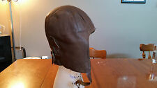 WW 1 PILOT LEATHER HELMET CANADIAN