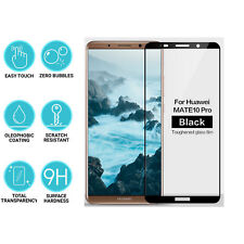 For Huawei Mate 10 Pro Screen Protector Tempered Glass Edge Full Coverage