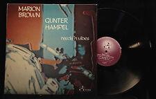 Marion Brown/Gunter Hampel-Reeds 'N Vibes-Improvising Artists Inc 37.38.55