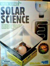 Green Science Solar Science- Solor Oven - Build Mini Working Model