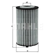 Oil Filter Element - MAHLE OX 978D ECO - Car - Fits Vauxhall Astra-J, Insignia