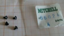 4 VIS MOULINET MOUCHE MITCHELL 7130 7150 7170 MULINELLO CARRETE REEL PART 86024