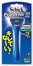 Japanese Shick Safty Razor Rasor Protector 3 Holder from JAPAN