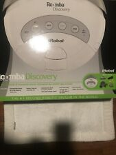 NEW iRobot ROOMBA Discovery VACUUM (Robotic Floor Vac) Model 4210