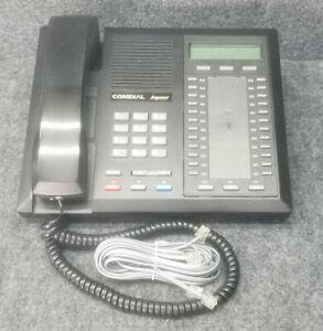 Comdial Impact 8024S-GT Black Speakerphone w/ Display Phone Telephone Set