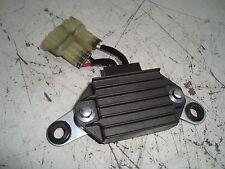 2014 Yamaha YZ 450F rectifier, voltage regulator wiring efi motor engine 450 F