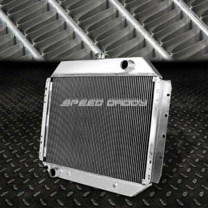 FOR 68-79 F100/150/F250 BRONCO 2-ROW FULL ALUMINUM RACING CORE COOLING RADIATOR