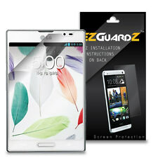 2X EZguardz LCD Screen Protector Skin HD 2X For LG Optimus Vu II (Ultra Clear)