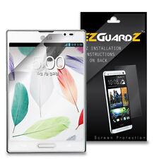3X EZguardz LCD Screen Protector Cover HD 3X For LG Optimus Vu II (Ultra Clear)