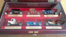 MATCHBOX Models OF YESTERYEAR intenditori COLLECTION EDIZIONE LIMITATA IN SCATOLA