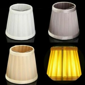 Modern Lamp Shades Fabric Pendant Chandelier Table Wall Light Covers Decor HOT