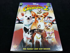 BEVERLY HILLS CHIHUAHUA 2  - DVD VIDEO - DISNEY