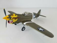 Franklin Mint Armour Curtiss P-40 Warhawk Aleutian Tigers B11B544/98224 1:48