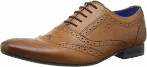 Ted Baker Men's Cirek 2 Shoes - Tan Brown, Size 9
