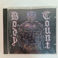 BODY COUNT body count self titled (CD, album) thrash, metal, very good condition