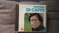 DI CAPRI PEPPINO - L'ALBUM DI DI CAPRI. DOPPIO CD RCA TIMBRO SIAE ROSSO A SECCO