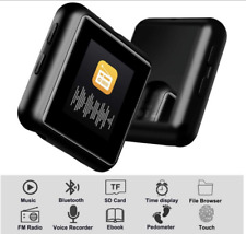 MP3 Player, 8 GB MP3 Players Bluetooth 4.2 Full Touch Screen Sports Music Player