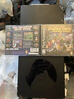 Motor Toon Grand Prix - PS1 PS2 Complete Playstation Game
