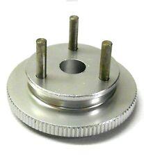 TD10028 RC Nitro Engine 3 Pin Flywheel Aluminium Alloy Silver 1/8 Scale