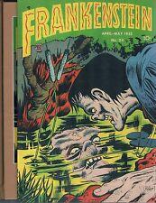 Frankenstein Vol 7 Golden Age Prize Comics Hc Slipcase Ps ArtBooks 2015