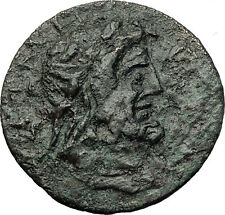 TERMESSOS MAJOR in PISIDIA 2-3CenAD Zeus Emperor Ancient Greek Coin i59227