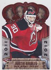 2011 11-12 Crown Royale Red #54 Martin Brodeur - New Jersey Devils