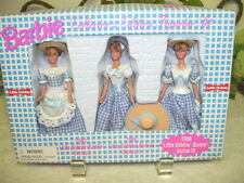 Little Debbie Barbie Dolls Series Iii 1998 Set/ 3 Mib