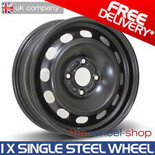 "14"" Chevrolet Spark - 2010 - 2015 Full Size Spare Steel Wheel - Free Delivery"
