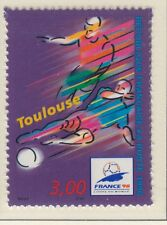 TIMBRE FRANCE NEUF  N° 3013 ** COUPE DU MONDES DE FOOTBALL TOULOUSE