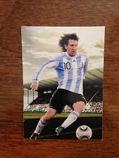 2012 Futera Unique Soccer Card - Argentina MESSI Near Mint