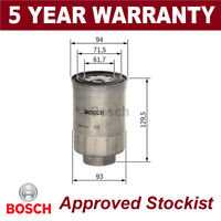 Bosch Fuel Filter Petrol Diesel N4453 1457434453