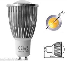 Lampada faretto lampadina LED spot GU10 12 Watt 220V luce calda 3000K COB CREE